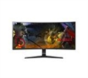 "34UC89G-B, LG 34UC89G-B, 34"" Curved Wide LCD AG, IPS Panel, 5 mm GTG, 300 cd/m2, 21:9, Wide FHD 2560x1080, 144 HZ Refresh Rate, HDMI, DisplayPort -- снимка"