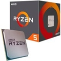 AMD CPU Desktop Ryzen 5 6C/12T 1600 (3.4/3.6GHz Boost, 19MB, 65W, AM4) box, with Wraith Stealth cooler -- снимка