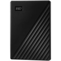 HDD External WD My Passport (2TB, USB 3.2) Black -- снимка