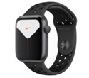 MX3W2BS/A, Apple Watch Nike Series 5 GPS, 44mm Space Grey Aluminium Case with Anthracite/Black Nike Sport Band - S/M & M/L -- снимка