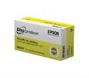 C13S020451, Epson Discproducer Ink Cartridge, Yellow -- снимка