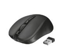 21869, TRUST Mydo Silent Wireless Mouse BLK -- снимка