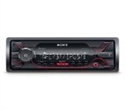 DSXA410BT.EUR, Sony DSX-A410BT In-car Media Receiver with USB, Red illumination -- снимка