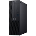Dell OptiPlex 3070 SFF, Intel Core i5-9500 (9M Cache, 3.0 GHz up to 4.40Ghz), 4GB (1x4GB) 2666MHz DDR4, 1TB 7200rpm, Intel UHD 630, DVD-RW, Mouse and -- снимка