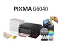 3113C009AA_10151, Canon PIXMA G6040 All-In-One, Black + Canon Standart Label A4 (box) -- снимка