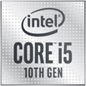 Intel CPU Desktop Core i5-10600 (3.3GHz, 12MB, LGA1200) box -- снимка