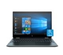 "10B13EA_2SR85AA, HP Spectre x360 15-df1049na Poseidon Blue, Core i7-10510U(1.8Ghz, up to 4.9GHz/8MB/4C), 15.6"" UHD IPS UWVA AG Touch, 16GB 2666Mhz -- снимка"