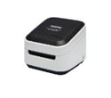 VC500WZ1_CZ1002, Brother VC-500W Label Printer + Brother Continuous Paper Tape (Full colour, Ink-free 12mm) -- снимка