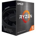 AMD CPU Desktop Ryzen 5 6C/12T 5600X (3.7/4.6GHz Max Boost, 35MB, 65W, AM4) box with Wraith Stealth Cooler -- снимка