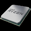 AMD CPU Desktop Ryzen 5 4C/8T 3400G (4.2GHz, 6MB, 65W, AM4) MPK, RX Vega 11 Graphics, with Wraith Spire cooler -- снимка