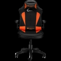 CANYON Vigil GС-2 Gaming chair, PU leather, Original and Reprocess foam, Wood Frame, Top gun mechanism, up and down armrest, Class 4 gas lift, Nylon -- снимка