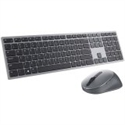 Dell Premier Multi-Device Wireless Keyboard and Mouse - KM7321W - US International (QWERTY) -- снимка